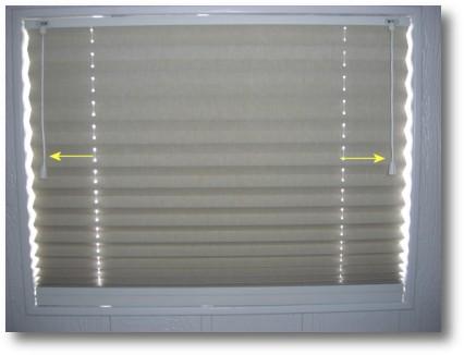 Day/Nite Blind Re-Stringing - RV or Home Blinds - New Blinds